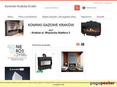 Kominki-krakow-kratki.pl - kominki z montażem kraków