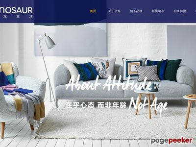 上海恐龙纺织装饰品有限公司