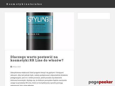Kosmetyki naturalne - kosmetyki ekologiczne - sklep