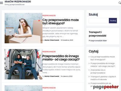 Przeprowadzki w Krakowie - TranSpec