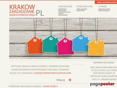 Kraków Zarządzanie Nieruchomościami
