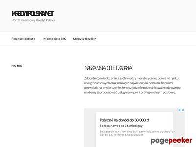 Kredyt Polska Portal Finansowy