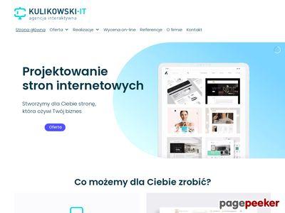 Projektowanie stron internetowych Szczecin