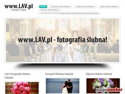 Zdjęcia ślubne - Lav