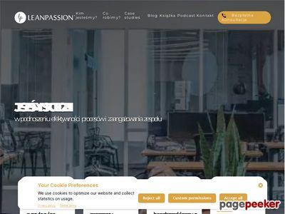 LEANpassion.pl
