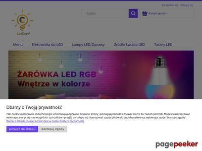 Latarki LED Żarówki LED oraz Naświetlacze LED