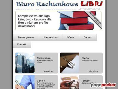 Biuro rachunkowe Libri