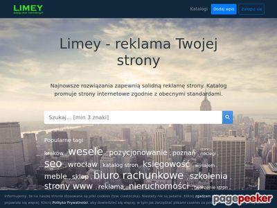 Katalog stron - Limey.pl