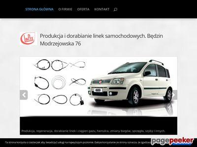 Linki motoryzacyjne - P.H.U. Linpex
