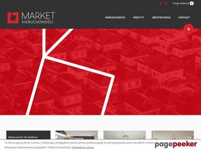 Market Nieruchomości - nieruchomości, ubezpieczenia, kredyty