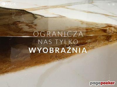 WIESŁAW KISIELEWSKI schody granitowe Białystok