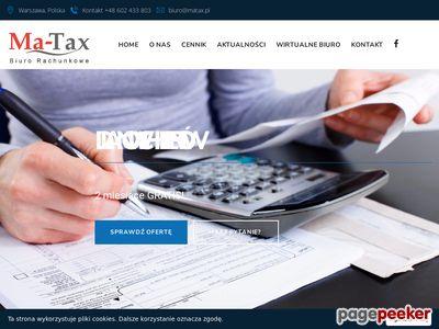 Biuro Rachunkowe Ma-Tax | Zwrot VAT za materiały budowlane