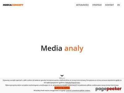 Media Concept Sp. z o.o. Sp. k. Warszawa