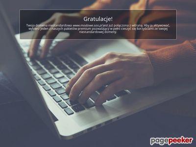 Modowe SOS odzież używana na wagę Szczecin