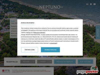 Aktywności nad morzem - neptuno.pl