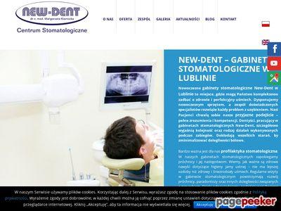 Centrum Stomatologiczne New-Dent