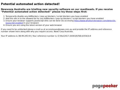 News Corp. Website