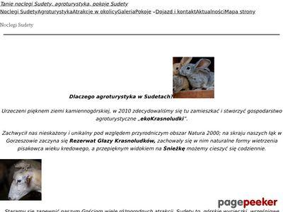 Agroturystyka Sudety