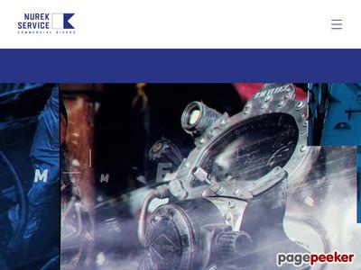 Specjalistyczne prace hydrotechniczne - Nurek Service