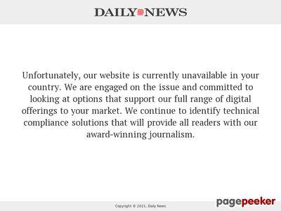 New York Daily News(纽约每日新闻)