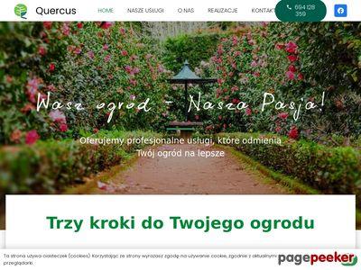 Quercus - pielęgnacja i zakładanie ogrodów