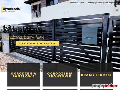 Bramy garażowe Warszawa
