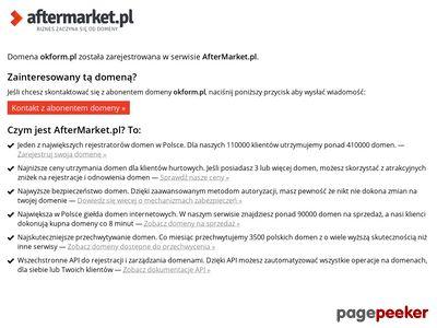 Projektowanie mieszkań - Okform.pl