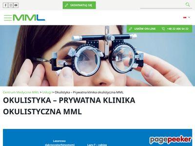 OkulistykaMML.pl
