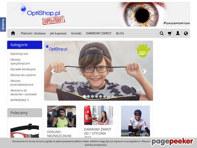 Okulary OptiShop