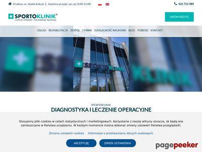 Ortoklinik ośrodek rehabilitacji i ortopedii