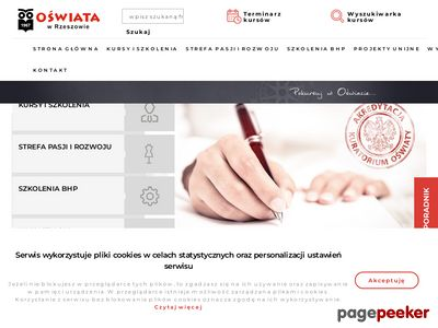 Oswiata.Rzeszow.pl - Kursy Zawodowe w Rzeszowie