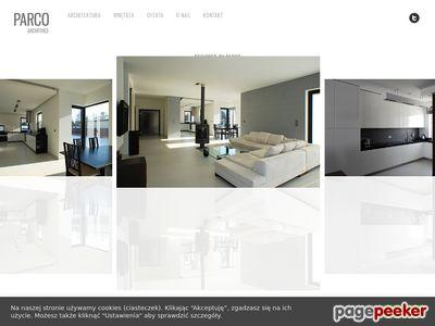 Architekt wnętrz Parco Architekci