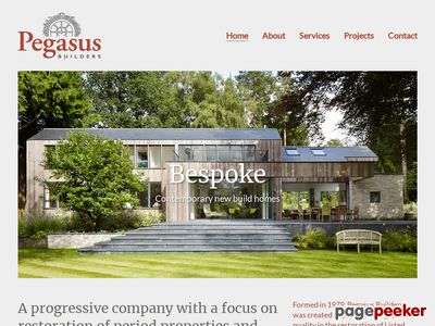 Pegasus Builders, UK: Home Building, Home Conversions, Home Renovation