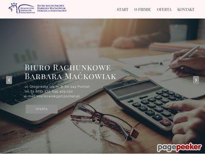 Biuro rachunkowe Poznań