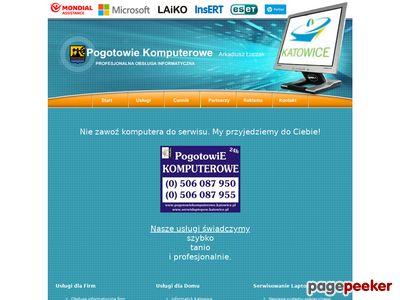 Odzyskiwanie danych Katowice