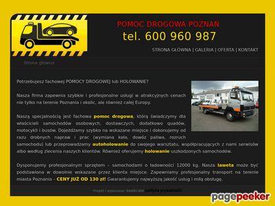 Autopomoc Poznań