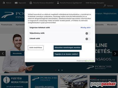 Porsche Bank Zrt.
