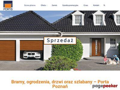 Drzwi wejściowe Poznań - PORTA