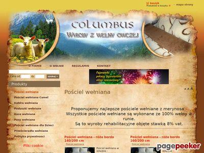 Columbus Elżbieta Gołąb