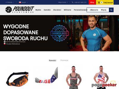 Poundoutgear.com