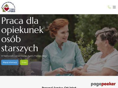 Praca opiekunki w Niemczech - pracaeu.pl