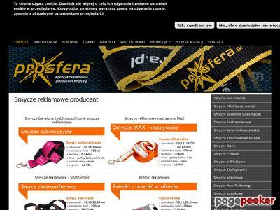 www.prosfera.pl - importer smyczy