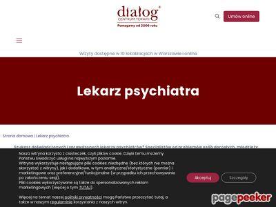 Psychiatrzy Warszawa