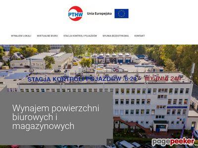 Magazyny do wynajęcia Lublin - www.pthw.lublin.pl