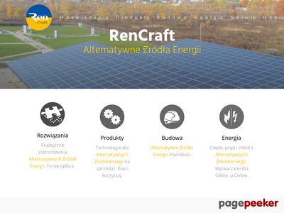 RenCraft Biomasowe systemy grzewcze