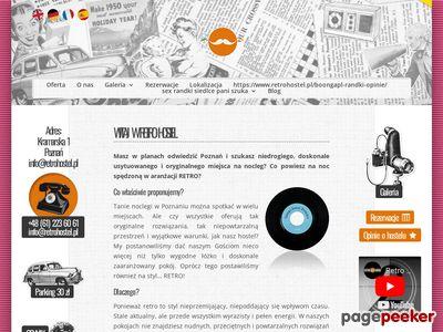 www.retrohostel.pl