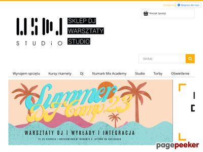 SklepDJ.pl - Sklep DJ, Warsztaty DJ, Studio DJ