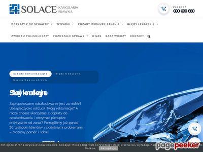 Solace sp. z o. o. Gdańsk