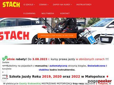 Szkoła jazdy Kraków