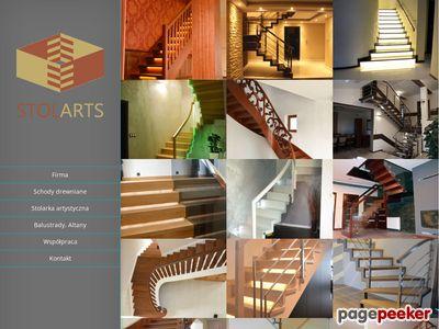 StolArts- stolarka artystyczna, wyroby drewniane